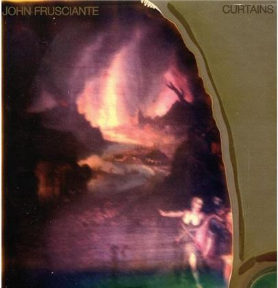 John Frusciante - Curtains (2019 Reissue, Remastered, LP + Digital Copy)