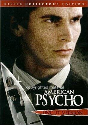 American Psycho (2000) (Collector's Edition, Uncut)