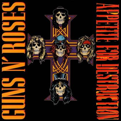 Guns N' Roses - Appetite For Destruction (LP)