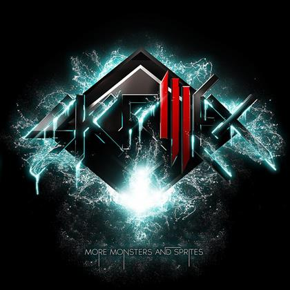 "Skrillex - More Monsters & Sprites (12"" Maxi + Digital Copy)"