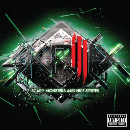 Skrillex - Scary Monsters & Nice Sprites (LP + Digital Copy)