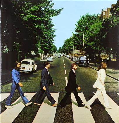 The Beatles - Abbey Road (Remastered, LP)