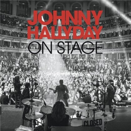 Johnny Hallyday - On Stage (2 CDs)