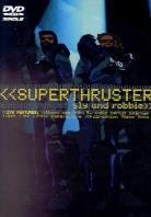 Sly And Robbie - Superthruster & zen / concrete