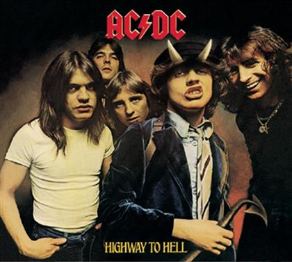 AC/DC - Highway To Hell (LP)