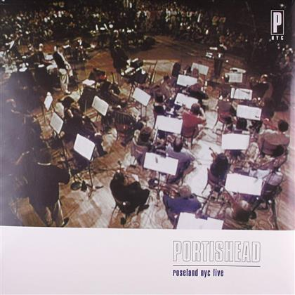 Portishead - Roseland NYC Live (2 LPs)