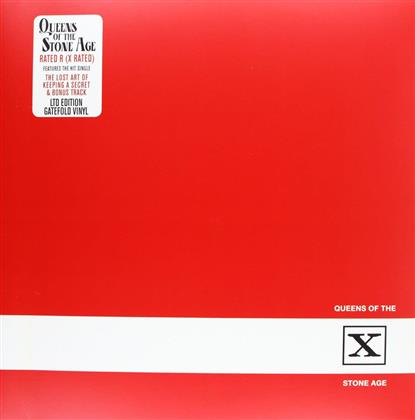 Queens Of The Stone Age - Rated R (Limited Gatefold Edition, LP)
