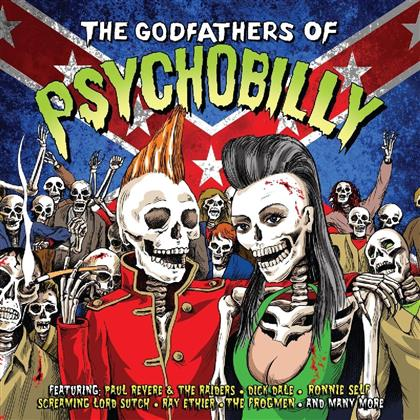 Various - Godfathers Of Psychobilly (2 LPs)
