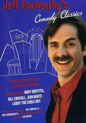 Jeff Foxworthy's - Comedy classics (Deluxe Edition)