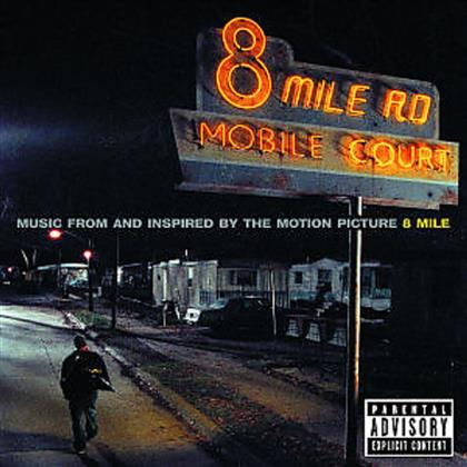 8 Mile - OST (2 LPs)
