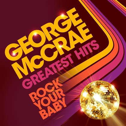 George McCrae - Rock Your Baby - Greatest Hits (2 CDs)