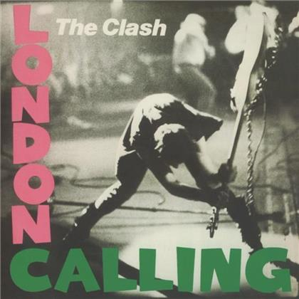 The Clash - London Calling - New Version - Digipack (Remastered, 2 CDs)