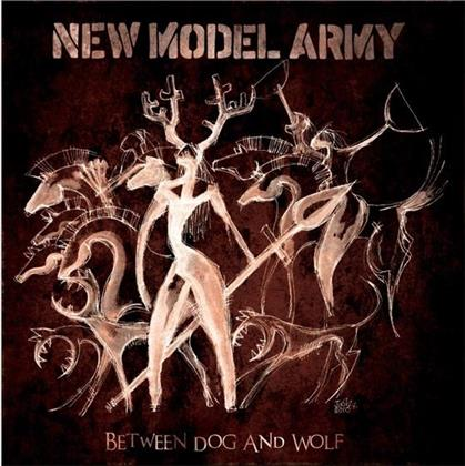 New Model Army - Between Dog And Wolf - Deluxe Hardback