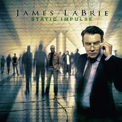 James Labrie - Static Impulse (2 LPs + CD)