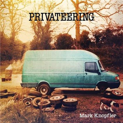Mark Knopfler - Privateering - Deluxe Edition, New Version (3 CDs)