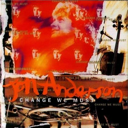 Jon Anderson - Change We Must (New Version)