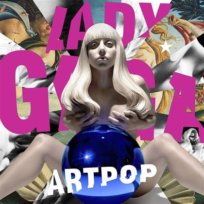 Lady Gaga - Artpop (Deluxe Edition, CD + DVD)