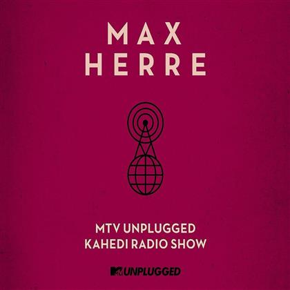 Max Herre (Freundeskreis) - MTV Unplugged Kahedi Radio Show (Limited Edition, 2 CDs)