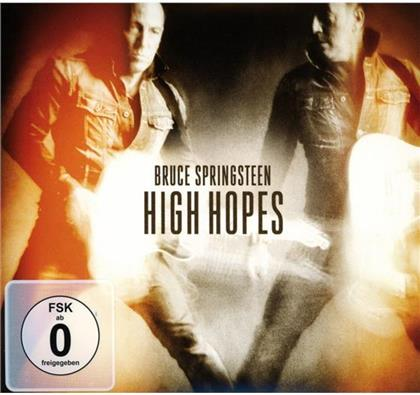 Bruce Springsteen - High Hopes (Limited Edition, CD + DVD)