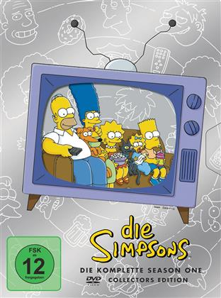 Die Simpsons - Staffel 1 (Collector's Edition, 3 DVDs)