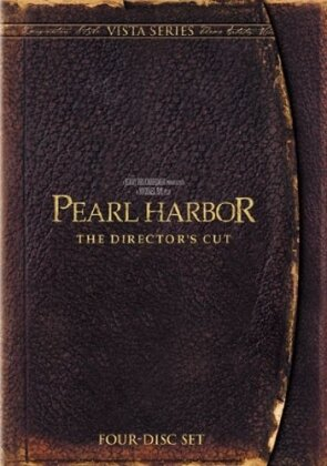 Pearl Harbor (2001) (Director's Cut, 4 DVDs)