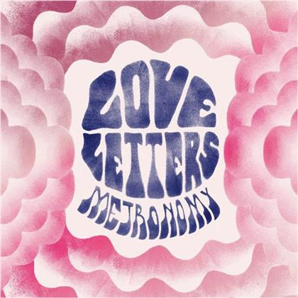 Metronomy - Love Letters - + Bonus (Japan Edition)