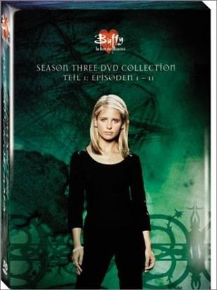 Buffy: Staffel 3, Teil 1 - Episode 1-11 (Box, Collector's Edition, 3 DVDs)