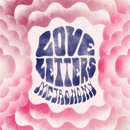 Metronomy - Love Letters (LP + CD)