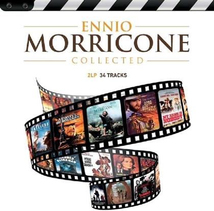 Ennio Morricone (*1928) - Collected (Music On Vinyl, Clear Vinyl, 2 LPs)