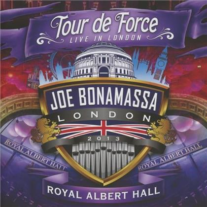 Joe Bonamassa - Tour De Force - Royal Albert Hall (2 CDs)