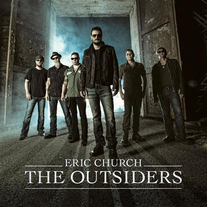 Eric Church - Outsiders (LP)