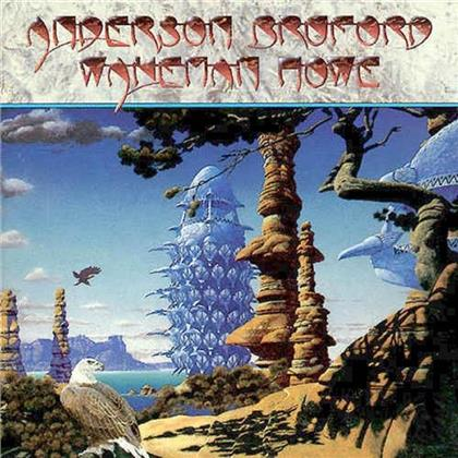 Jon Anderson, Bill Bruford, Rick Wakeman & Steve Howe - --- (Expanded Edition, Remastered, 2 CDs)