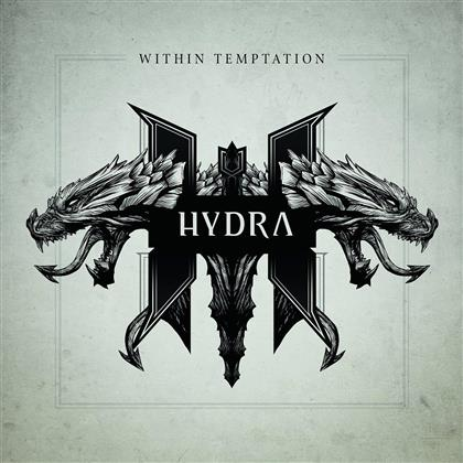 Within Temptation - Hydra (Tour Edition, 2 CDs + Buch)