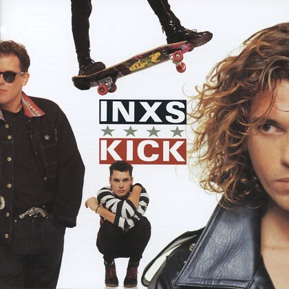 INXS - Kick (2017 Reissue, Remastered, LP + Digital Copy)