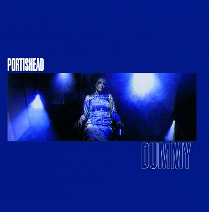 Portishead - Dummy - 20th Anniversary, Blue Vinyl (Colored, LP + Digital Copy)
