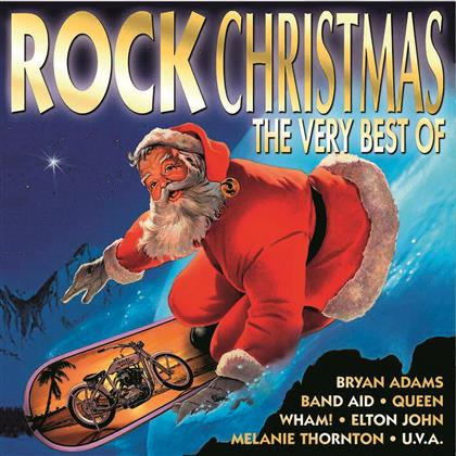 Rock Christmas - Various - Very Best Of - 2014 Edition (2 CDs)