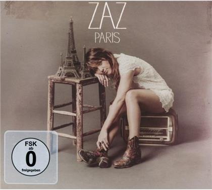 Zaz - Paris (Collector's Edition, CD + DVD)