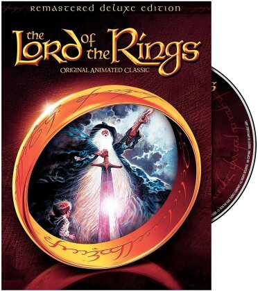 The Lord of the Rings (Deluxe Edition, 2 DVDs)