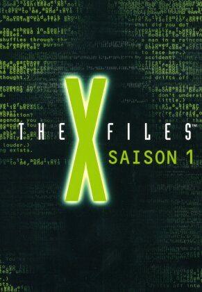 The X Files - Saison 1 (7 DVDs)