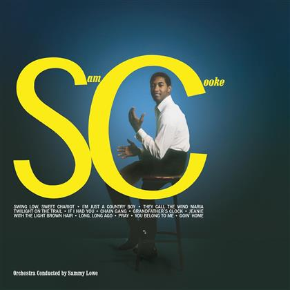 Sam Cooke - --- - Limited Edition - Doxy Records (LP)