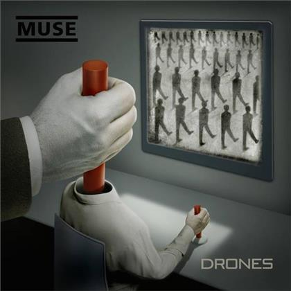 Muse - Drones (Limited Edition, CD + DVD)
