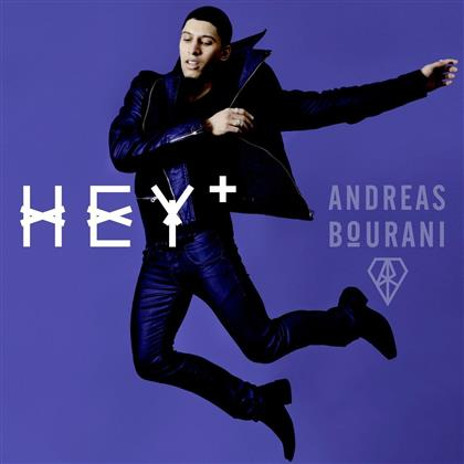 Andreas Bourani - Hey+ (Limited Edition, CD + Blu-ray)