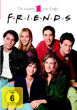 Friends - Staffel 1 (4 DVDs)