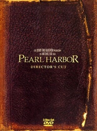 Pearl Harbor (2001) (Director's Cut, 3 DVDs)
