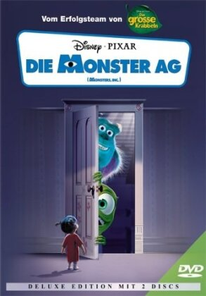 Die Monster AG (2001) (Deluxe Edition, 2 DVDs)