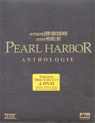 Pearl Harbor - Anthologie (2001) (Director's Cut, 4 DVDs)