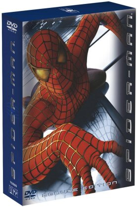 Spider-Man (2002) (Deluxe Edition, 3 DVDs)