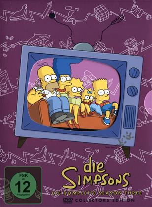 Die Simpsons - Staffel 3 (Collector's Edition, 4 DVDs)
