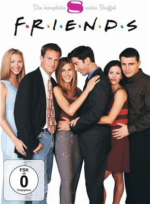 Friends - Staffel 8 (4 DVDs)