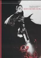 Man bites dog (1992) (s/w, Criterion Collection)